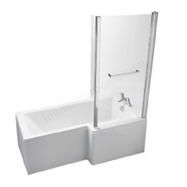 Ideal Standard Tempo Cube Shower Bath