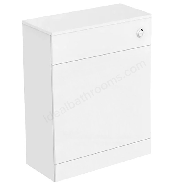 Ideal Standard TEMPO WC UNIT 650MM GLS WHT