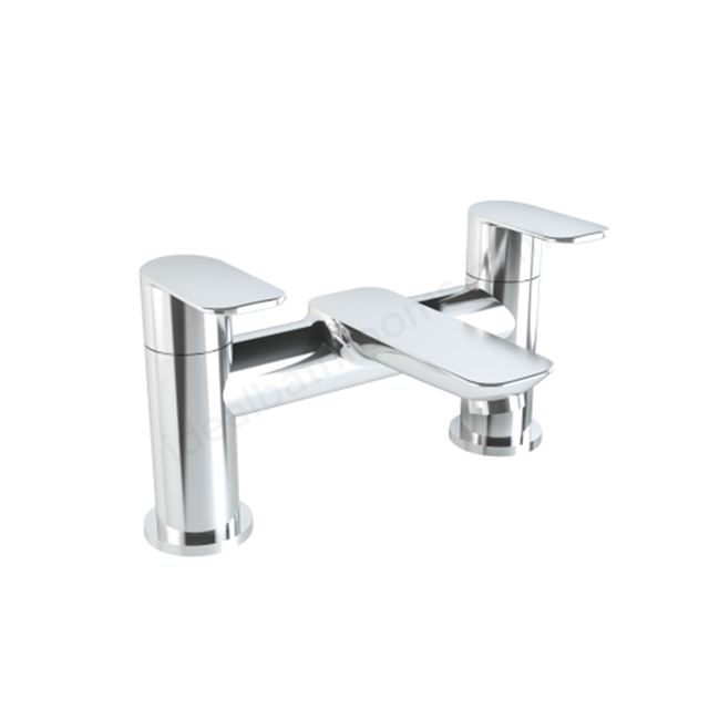 Vitra X-Line 2 Tap Hole Bath Filler