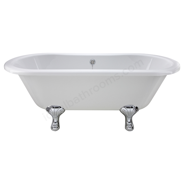 Bayswater Leinster 1500mm Double Ended Bath