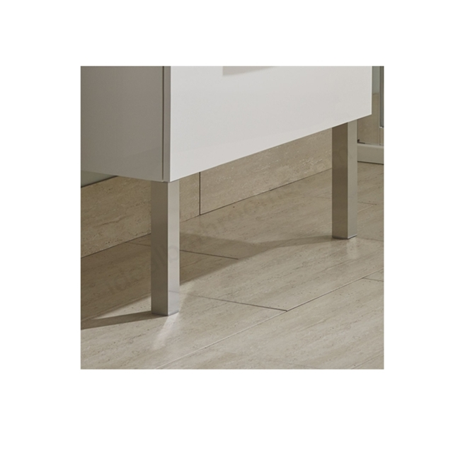 Ideal Standard Tempo Furniture Leg Set (Pair)