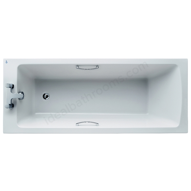 Ideal Standard TEMPO ARC BATH 170X70 NTH HG IFP+