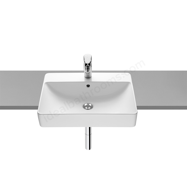 Roca Inspira Square Bidet Wall Hung Ideal Bathrooms