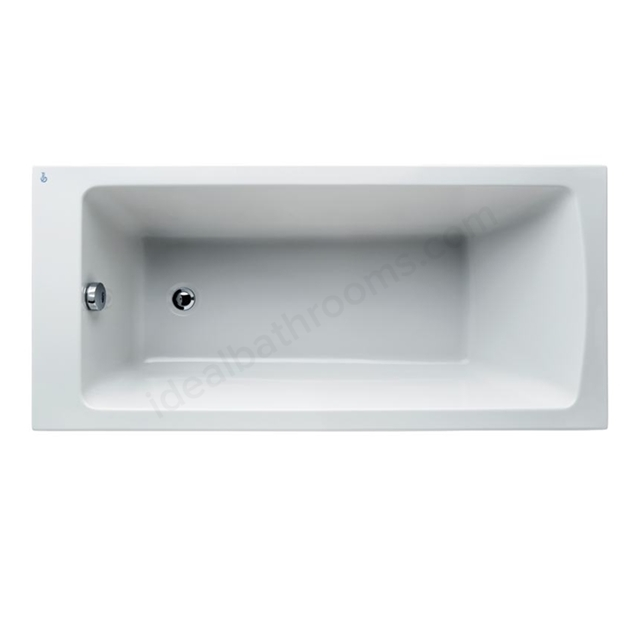 Ideal Standard Tempo White Arc 1500x700mm Rectangular Bath