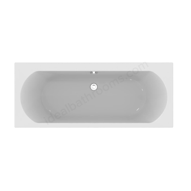 Ideal Standard Tesi 1700x700mm Idealform Plus+ Double Ended Bath