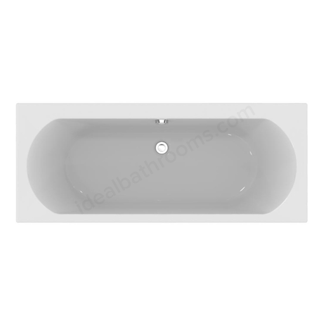 Ideal Standard Tesi Idealform+ Double Ended Bath 1700 X 700mm; No Legs