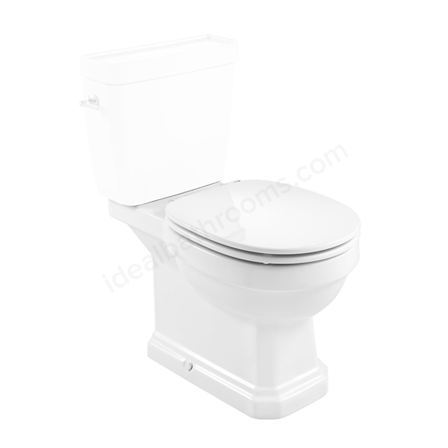 Roca Carmen Rimless Close Coupled WC Pan