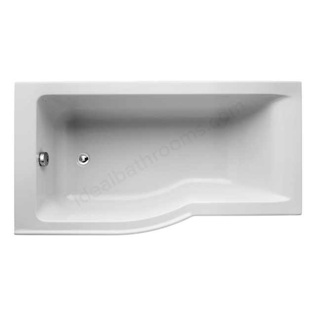 Ideal Standard Concept Air Idealform Plus+ 150X80Cm Shower Bath - Left Hand