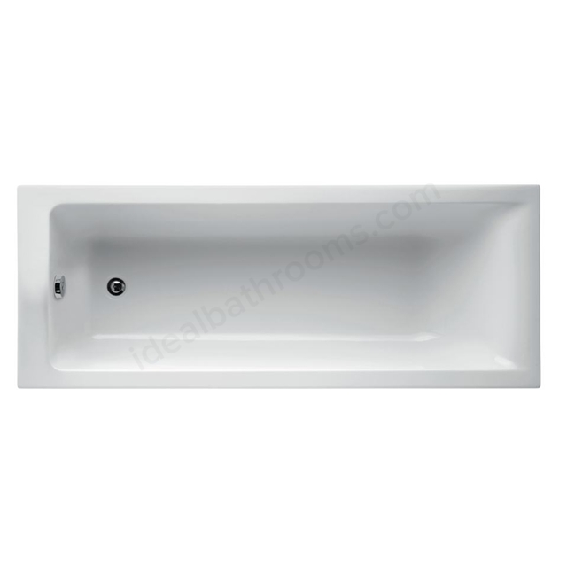 Ideal Standard Concept 180 X 70Cm Rectangular Bath - No Tapholes