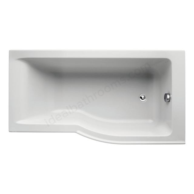 Ideal Standard Concept Air Idealform 150X80Cm Shower Bath - Right Hand