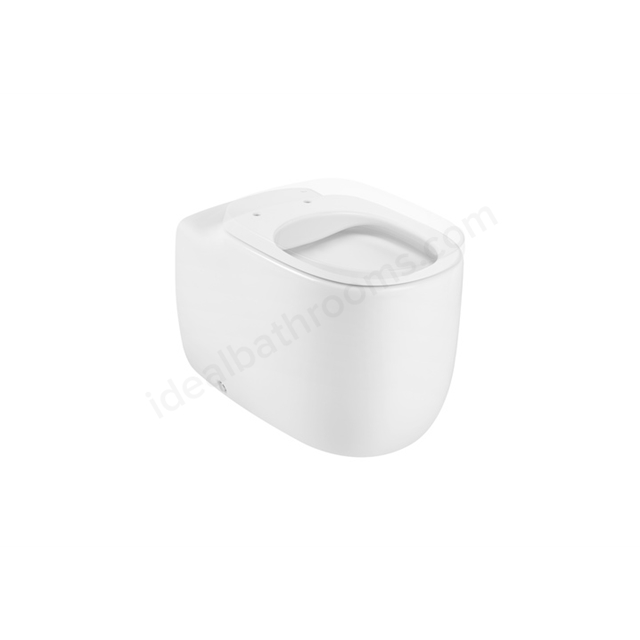 Roca Beyond Rimless Back-to-Wall WC Pan