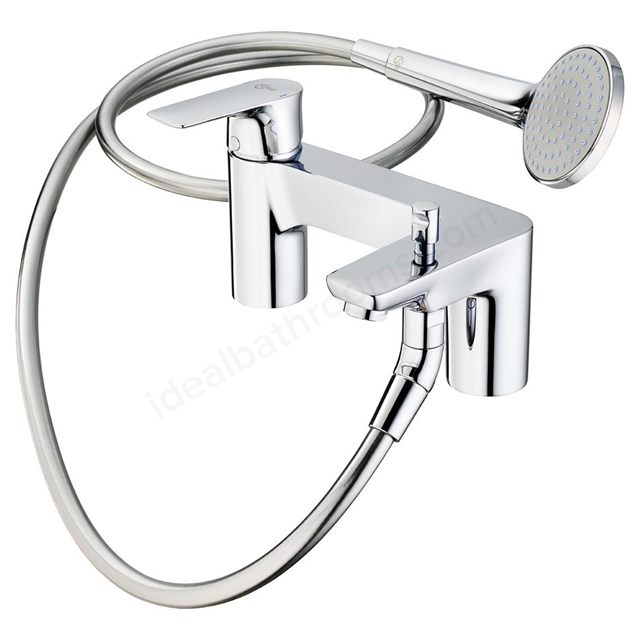 Ideal Standard Concept Air Two Hole Bath Shower Mixer