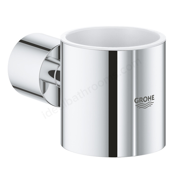 GROHE ATRIO GLASS HOLDER CHROME
