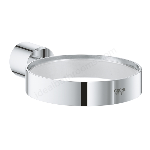 GROHE ATRIO HOLDER FOR SOAP DISH CHROME
