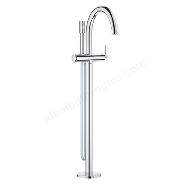 Grohe ATRIO Single Lever Bath Shower Mixer Tap;Floor Standing