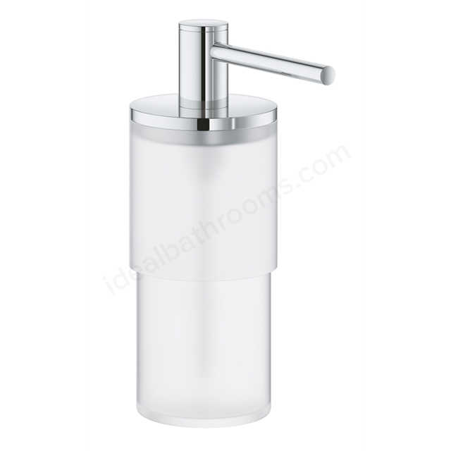 GROHE ATRIO SOAP DISPENSER CHROME