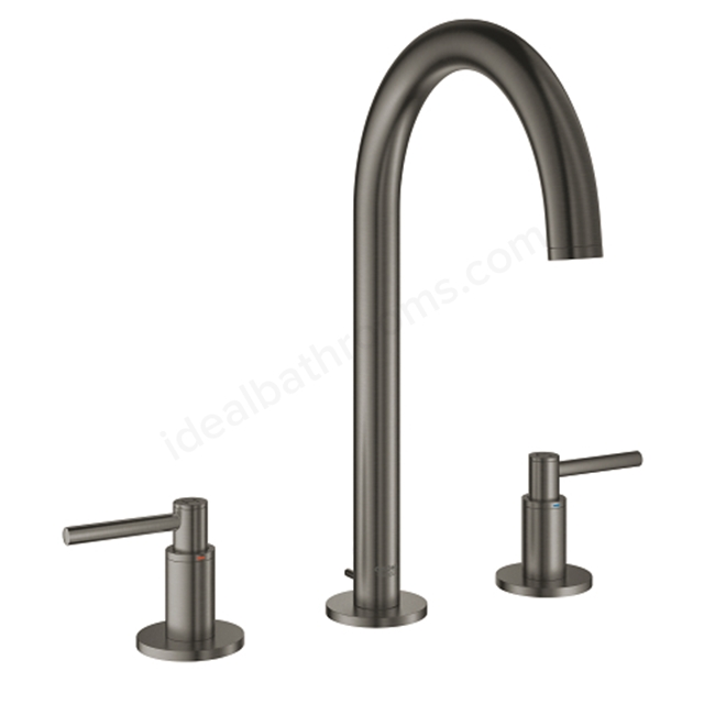 Grohe Atrio 3 Hole 2 Handle Basin Mixer
