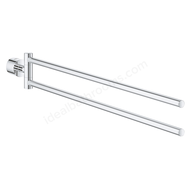 GROHE ATRIO TOWEL BAR CHROME