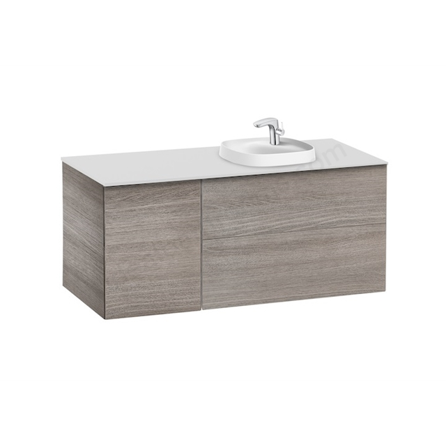 Roca Pack Beyond  1200Mm Si 420 Right City Oak