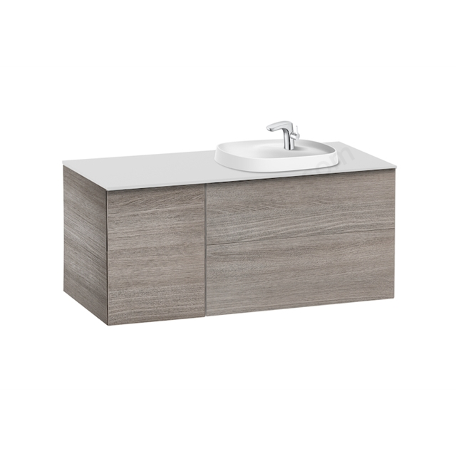 Roca Pack Beyond  1200Mm Si 560 Right City Oak