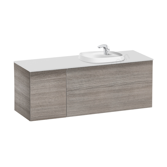 Roca Pack Beyond  1400Mm Si 560 Right City Oak