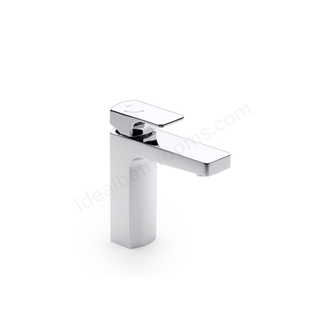 ROCA L90 BASIN MIXER WITH SMOOTH BODY