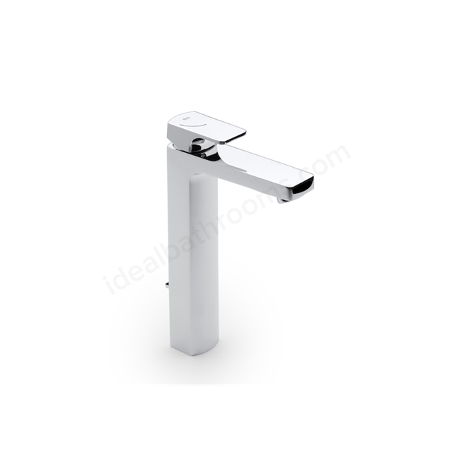 ROCA L90 EXTENDED BASIN MIXER AND