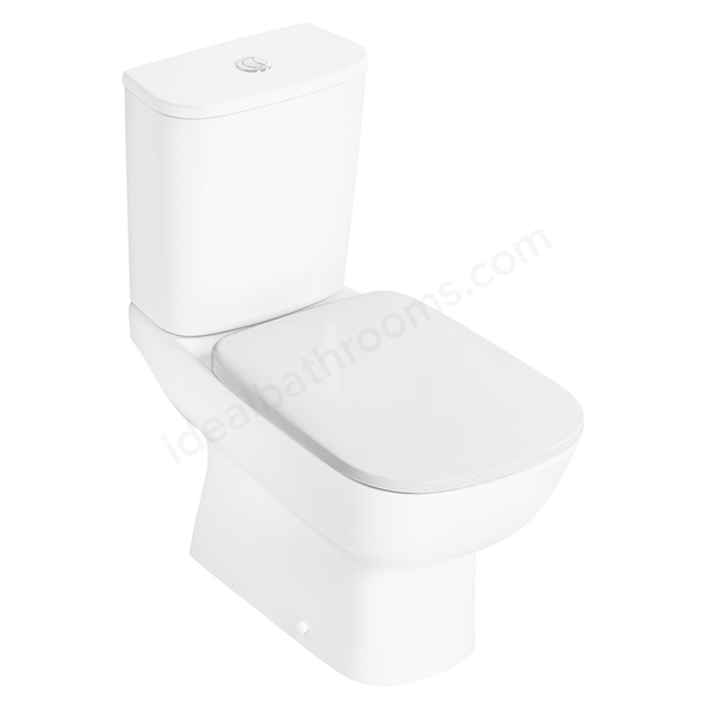 Ideal Standard Studio Echo toilet seat and cover