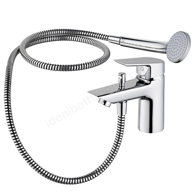 Ideal Standard Tesi Single Lever One Hole Bath Shower Mixer