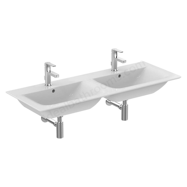 Ideal Standard Concept Air 1240mm Washbasin 1 Tap Hole