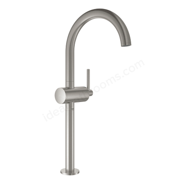 Grohe Atrio Single Lever Basin Mixer 32647DC3 - Supersteel