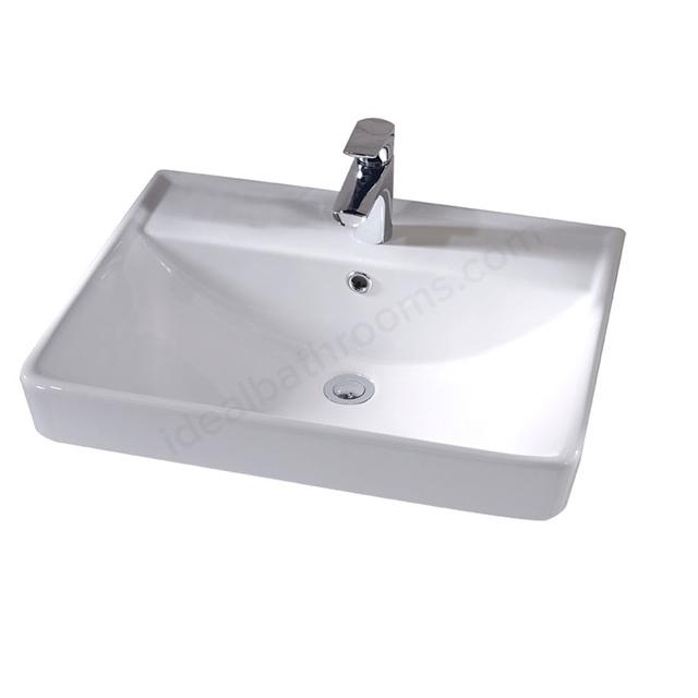 Tavistock Compass 1 Drawer Vanity Unit Only Ideal Bathrooms
