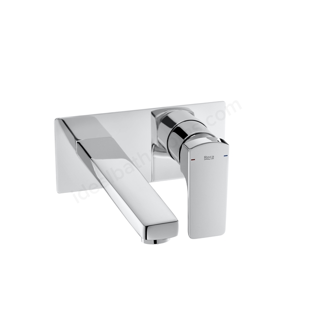 Roca L90 WALL-MOUNTED BASIN MIXER