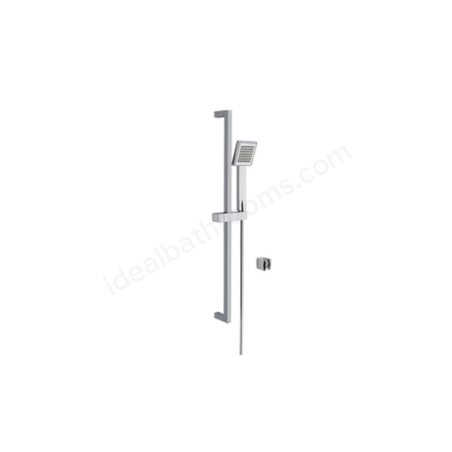 VitrA Q-Line Handshower with Slide Rail