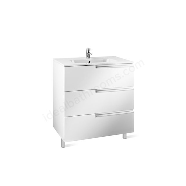 Roca Victoria-N 600mm Basin unit White