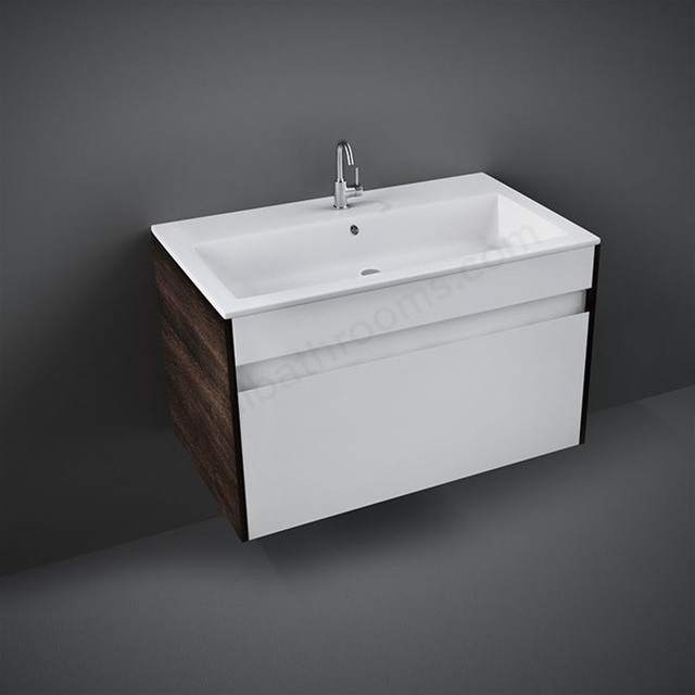 RAK Ceramics moon 90cm over counter basin 1th