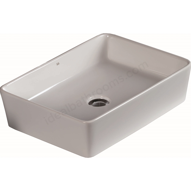 RAK Ceramics moon rectangular table top wash basin