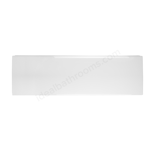 Roca REINFORCED Acrylic Front Bath Panel (540mm High); 1700mm Wide; White