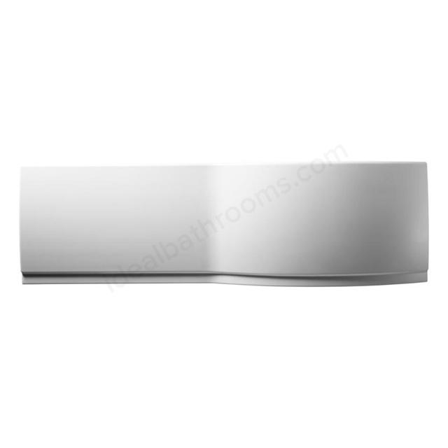 Ideal Standard ALTO Left Handed Front Bath Panel For Shower 1700mm White