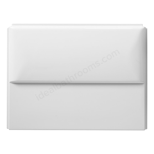 Ideal Standard BARONET End Bath Panel; 700mm; White