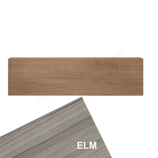 Ideal Standard CONCEPT Front Bath Panel For Standard Height Baths, 1500mm, Elm