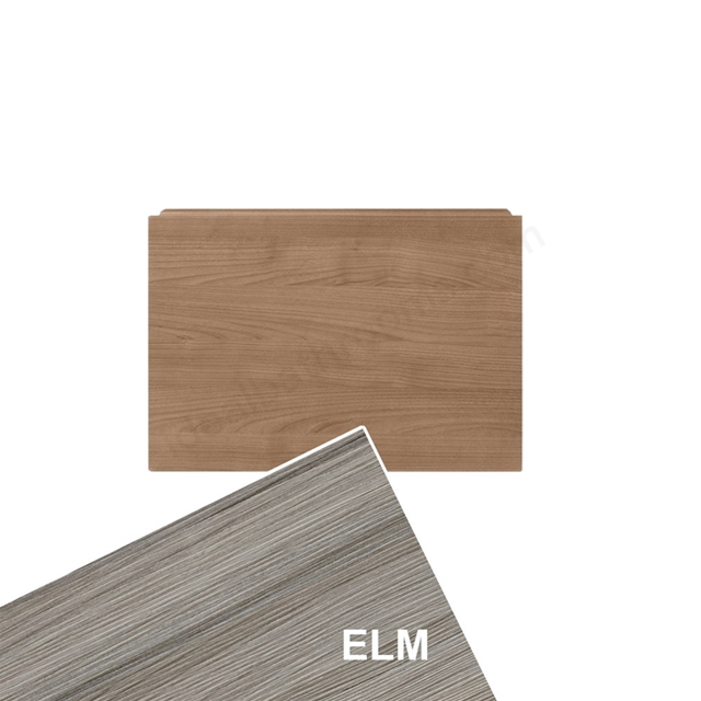 Ideal Standard CONCEPT End Bath Panel For Standard Height Baths; 700mm; Elm