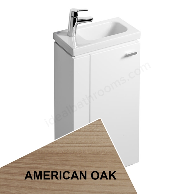 Ideal Standard CONCEPT SPACE; Floor Standing Basin Unit