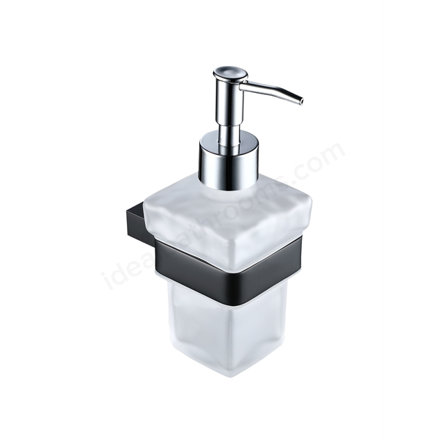 RAK Ceramics Moon Soap Dispenser in Black