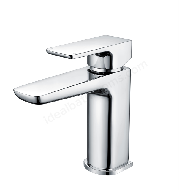 RAK Ceramics Moon Mono Basin Mixer with Clicker Waste