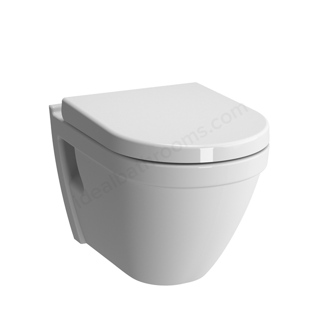 Vitra S50 Wall Hun WC Pan