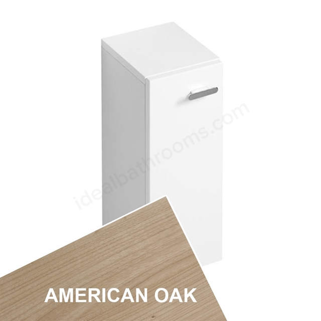 Ideal Standard 200mm Concept Space Add On Unit - American Oak
