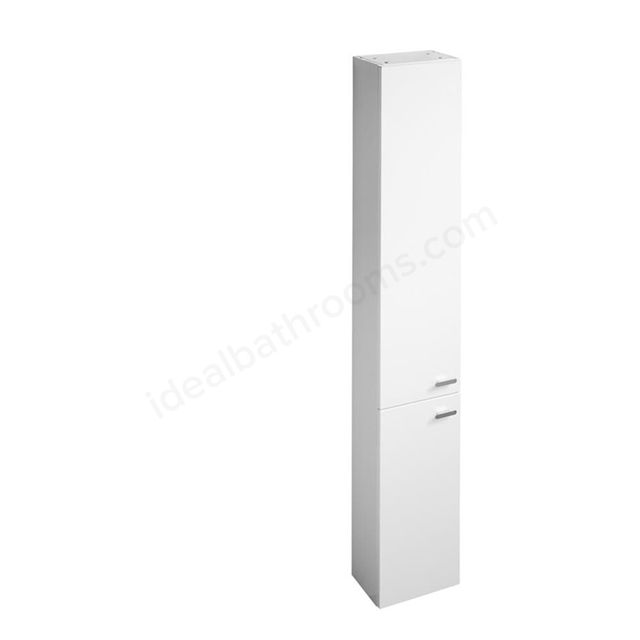 Ideal Standard CONCEPT SPACE Column Unit; 2 Doors; 300x1750mm; Gloss White