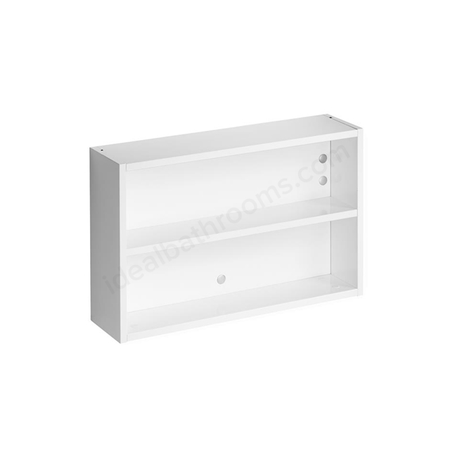 Ideal Standard Concept Space 600Mm Fill In Shelf Unit - White