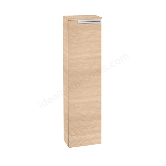 Roca VICTORIA-N Column Unit Right handed; 1 Door; 250mm Wide; Textured Oak